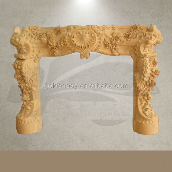 modern fireplace surround marble fireplace surrounds yellow fireplace surrounds