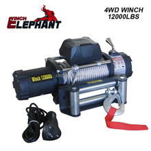 12000lbs 4WD winch/ electric winch/4x4 auto winch/12V/24V