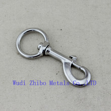 Low price sale Rigging Metal single snap hook with high quality