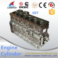 Auto Engine spare parts truck cylinder block 2c 3l cylinder head