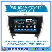 2016 sd card gps navigation software for toyota camry 2015 with audio mp3 decoder toyota touch 2 go android wifi gsm bluetooth