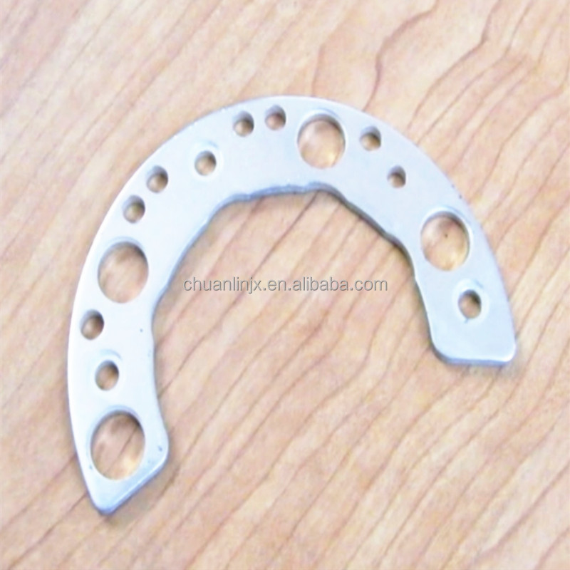 OEM customized stainless steel precision sheet metal stamping parts machine parts