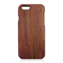 Real wood phone case,two parts design wooden phone cover for iPhone 6