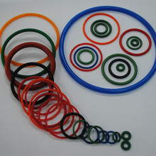 Oil Resistance Different Color Viton O Ring
