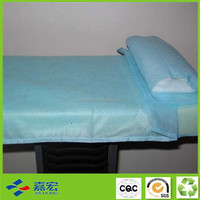 hospital disposable waterproof hygiene bed sheets of nonwoven material