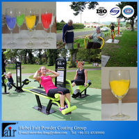 Powder coating used for outdoor sport equipment