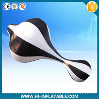 attractive led light inflatable ceiling decoration for party/event/stage/club