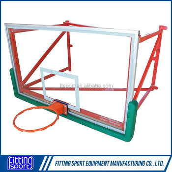Wall Basketball Stand