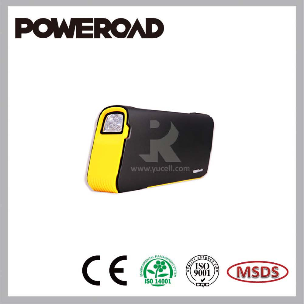 Poweroad Multi-Function Lithium Ion Car Jump Starter G01 18000mAh Emergency Battery Power Bank