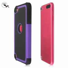 For iPod Touch 5 TPU Case with 3 In 1 for iPhone Mobile Phone Bag