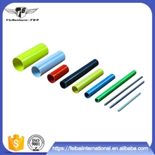 High strength and light weight corrosion pultruded fibreglass rods tube