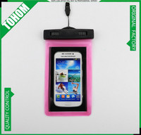 Transparent PVC Mobile Phone Case WaterProof Bag Waterproof Case for Mobile