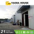 Flexible Design Prefab Structural Steel Beam Steel Constructed warehouse