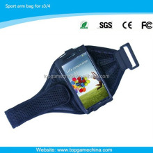 Mobile arm bag for amsung galaxy S3/S4 arm pouch