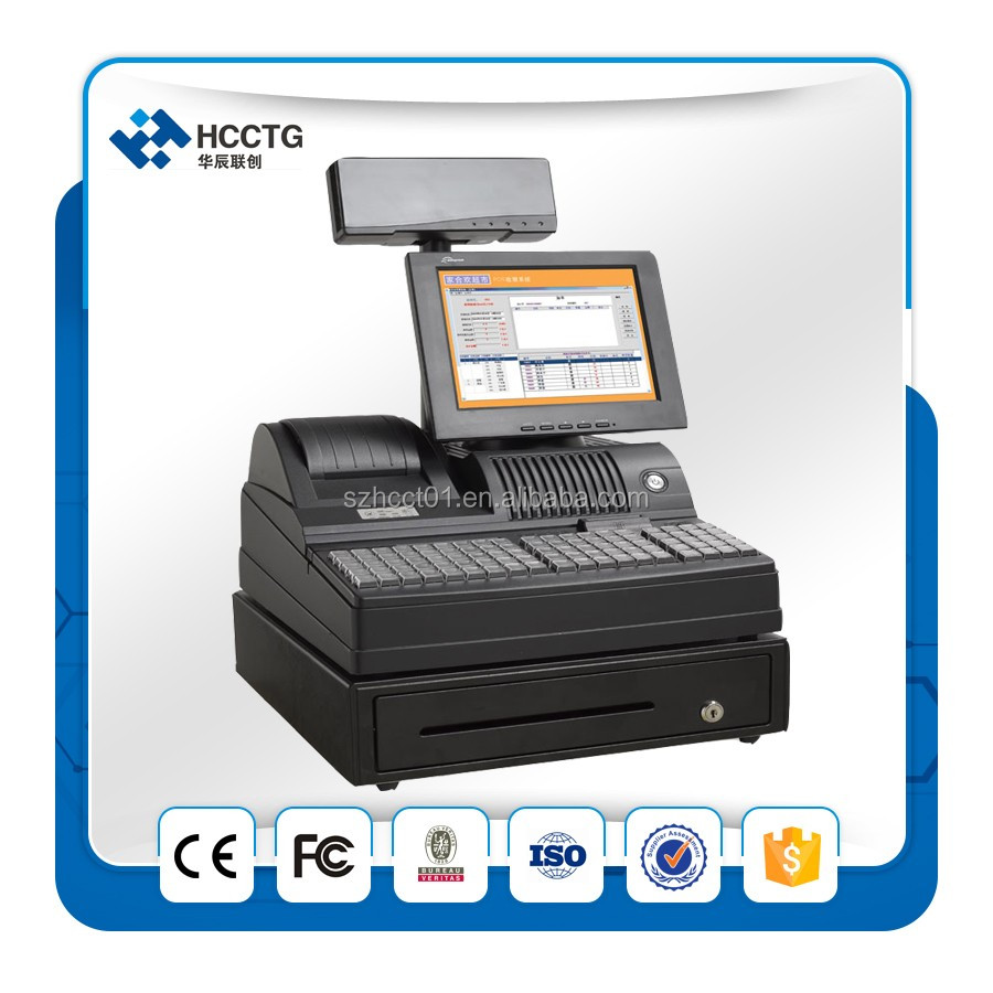 10.1' TFT High Quality Windows Touch Screen Cash Register HZE3000A