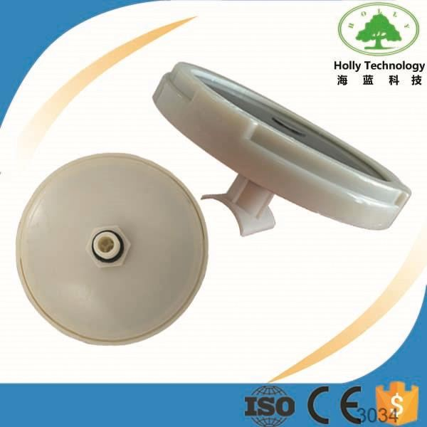 Abs membrane disc aerator for sewage
