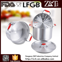 New product aluminium steam cooking pot for sale