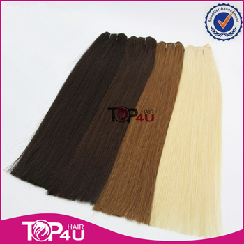 New arrival high quality 7a grade brazilian hair weave