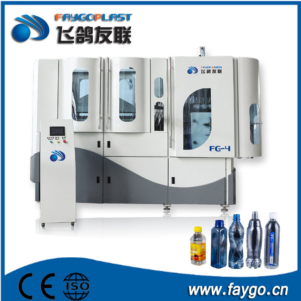 Automatic water bottle machine/PET blowing moulding machine