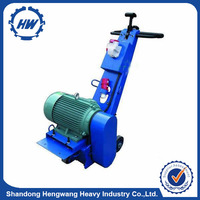 road surface shot blasting machine/concrete road milling machine /Road milling machine