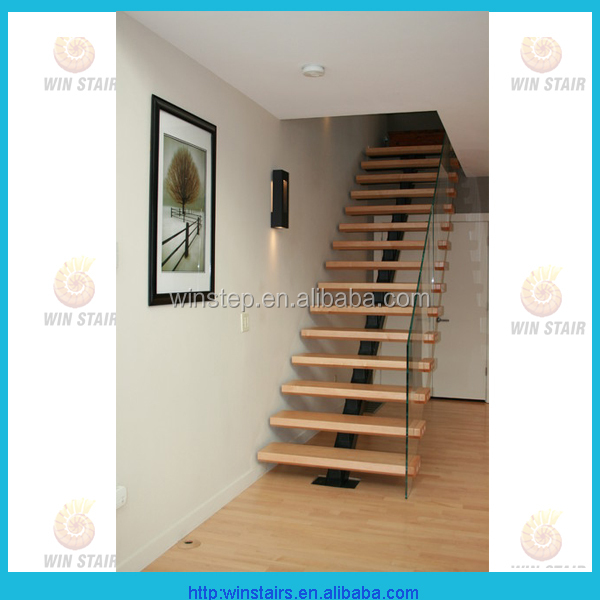 stairs grill design single stringer staircase