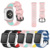 original wrist watch band for iwatch silicone 42mm 38mm , for apple watch band 44mm 40mm