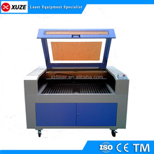 Hot sale new model XZ-1612 portable 3d glass cube laser engraving machine with Water-cooled