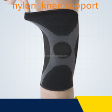 Nylon elastic china knee support for magnets inside heating knee pad