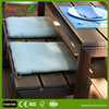 Wood Composite Plastic Lumber Chair for Garden and Resturant