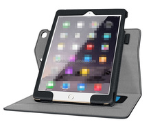 Factory Outlet PU Leather 2 in 1 Design Rotating Stand Case for iPad Pro 12.9