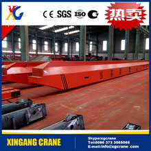 Hot sale 5 tons industrial crane equipment, 5 ton LD single overhead crane low price remote control overhead crane to sell