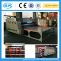 semi-automactic carton box printing machine