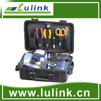 Fiber Optic FTTH Termination Kit Tools/FAST Connector Termination Kit for FTTH Solutions