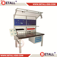 (Detall) Modular design Multi function Steel frame Work table