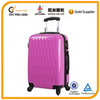 lady's luggage / abs +pc trolley luggage/ car roof luggage , vanity travel bag