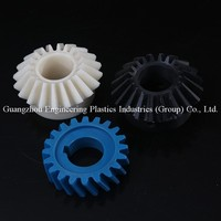 manufacturing high quality plastic pa6/pa/nylatron nylon gear worm gear wheel