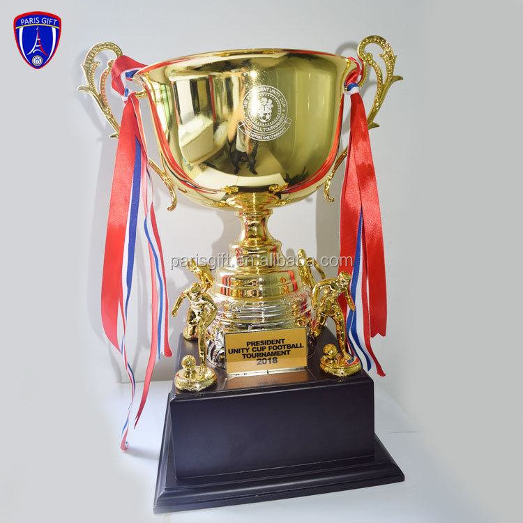 Fantasy Football Trophy award cup Trophy <strong>metal</strong> Made in China