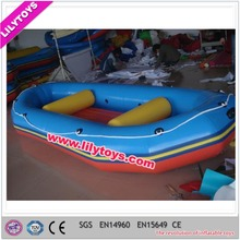 New design inflatable fishing boat, cheap inflatable boat