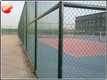 PVC coated chain link fence for stadium ZX-FENCE02