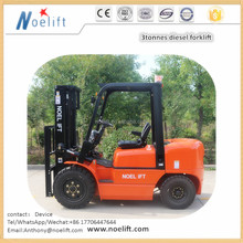 Diesel Engine Power Souce and New Condition Telescopic HELI brand 3ton new diesel fork lift/forklift for sale with japan engine