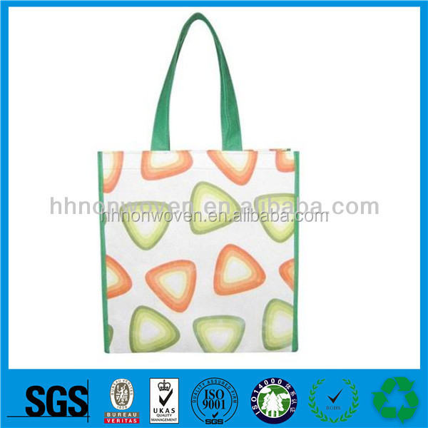 2016 Various Fabric and Pattern pp woven shopping bag,nonwoven shopping bag,reusable shopping bag/foldable shopping bag