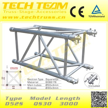 Event Truss For Chiristmas Day Used Smart Used Truss Equipment