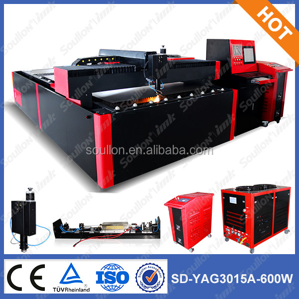 SD-YAG3015A-600w metal yag laser source supplier in china