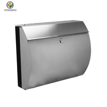 SS Wall Mounted Residential Mailbox