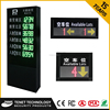 Car Park Guidance with LED Park Signs Indoor Parking Lot