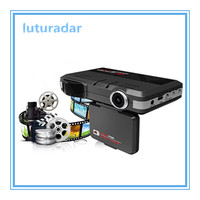 Factory direct sales ultrathin car DVR dash cam camera with collapsible car digital voice recorder with gps
