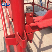 OEM Service Manufacture Different Types Of Scaffold Quick Erect Kwikstage Scaffolding