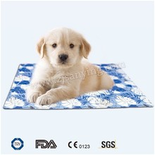 Canine Cooler Cool Mat for Large Dogs/cool pet sleeping pad