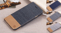 Leather Book Style Card Slot Wallet Cover Flip Case with Stand for iPad 2 for iPhone 4 4S for Samsung M3710