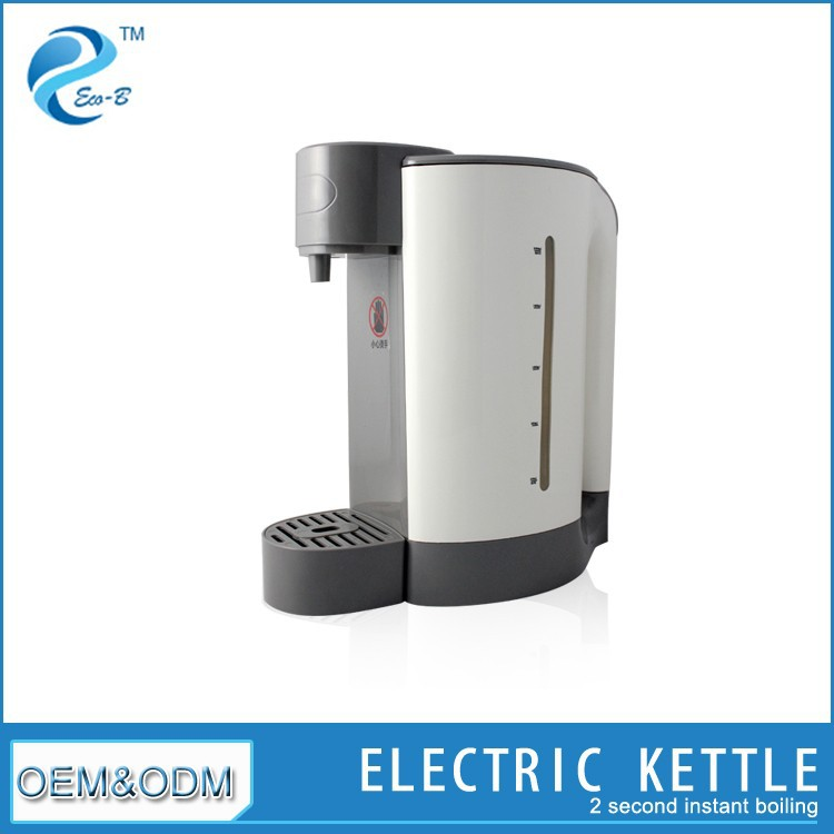 Mini Specification Instant Cordless Electric Hot Water Kettle